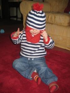 stripey jumper 2